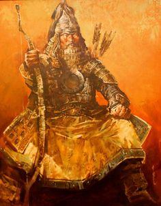 Mongol Knight 91