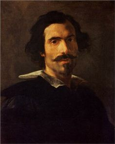 Self-Portrait - Gian Lorenzo Bernini