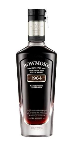 Black Bowmore 50 Years Old