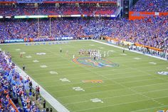 Watching my first #Florida #Gator #Football game in person in probably close to 15 years. First time with @sqworl . Hooray friends with spare tickets  #FloridaGator #FloridaFootball #ItsGreatToBeAFloridaGator  #RX100M4 & #Snapseed