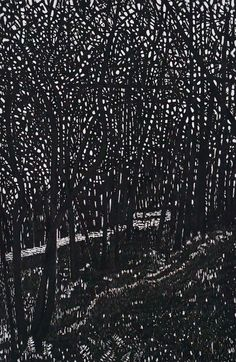 Black Forest II Chris Shaw Hughes Black Forest, My Arts