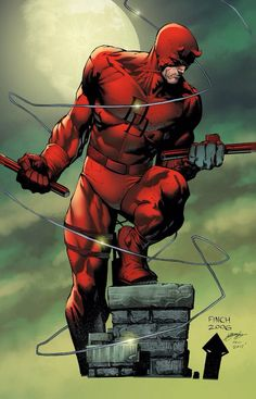 Daredevil by David Finch