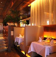 UP, fine dining, Houston TX ~