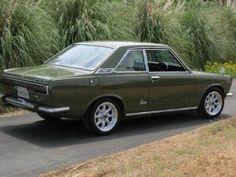 Datsun 1800 SSS Bluebird coupe