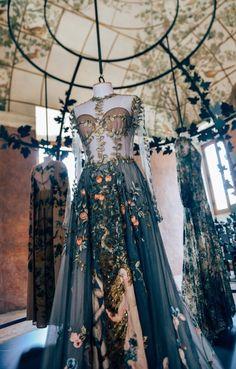Karla — valentino spring 2014 haute couture