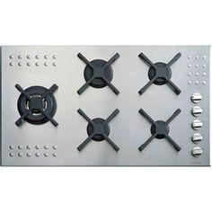 Barazza SEH860W 90cm gas cooktop stainless steel - $1499, https://www.8appliances.com.au/barazza-seh860w-90cm-gas-cooktop-stainless-steel
