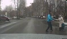 WATCH: This Russian Dash Cam Montage May Just Restore Your Faith In Humanity