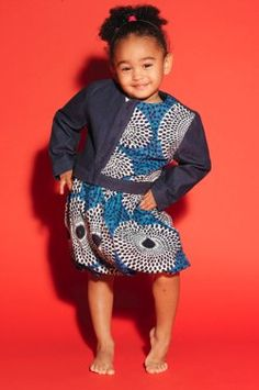 Children african fashion