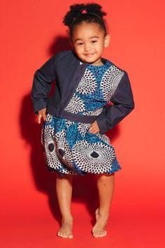 Children african fashion