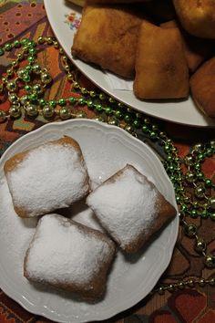 Diana's Cook Blog: Des beignets comme au Café du Monde de la Nouvelle-Orléans