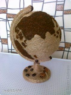 Декор предметов Моделирование конструирование Кофейные повторюшки Кофе фото 5