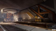 ArtStation - Halo 5 Screenshots, Andrew Severson