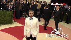 FKA Twigs and Robert Pattinson at Manus X Machina -  The 2016 Met Gala