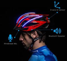 Collection of 'Cool Biking Gadgets For The Avid Cyclist' from all over the world to make your ride more comfortable and high tech.