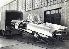 1955 Lincoln Futura (Ghia)