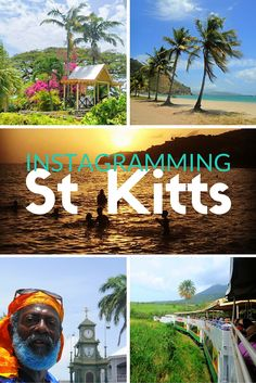 Instagramming the Caribbean island of St Kitts #www.homeinstbarts.com #LuxuryVillasinStBarts for #rent