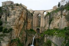 New Bridge, Ronda, Spain