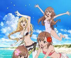 A Certain Scientific Railgun, A Certain Magical Index, Ensemble Stars, Hot Anime, Save Image, Mikasa, Anime Girls, Saga, Princess Zelda