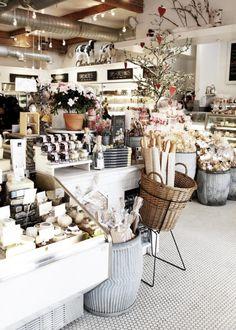 Neat store  sara russell interiors: joan's on third