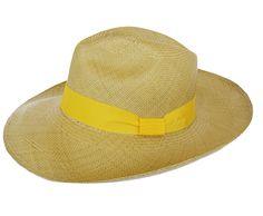 SENSI STUDIO | Luxury panama hats | Panama hat long brim italian bow band #sensistudio #summersale17 #panamahat #toquillastraw