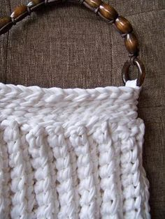 DIY crafts handbags crochet by anastasia