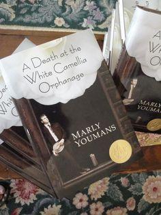 A Death at the White Camellia Orphanage (Mercer University Press, 2012 - Winner of The Ferrol Sams Award for Fiction)