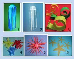 Learning Ideas - Grades K-8: Ocean Animal Craft Activities for Kids