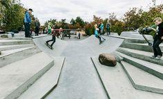 School playground by Kato x Victoria, Copenhagen | Architecture | Wallpaper* Magazine