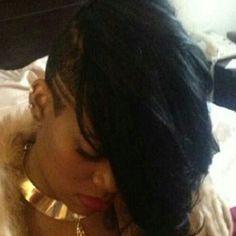 Hair Short Sassy Haircuts, Short Black Hairstyles, Short Curly Hair, Weave Hairstyles, Curly Hair Styles, Black Girl Braids, Girls Braids, Pixie Styles, Short Styles