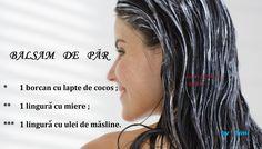 BALSAM DE PAR Hair Masque, Skin Care Tips, Ali, Health Fitness, Hair Beauty, Hair Styles, Plants, Skin Tips, Hair Looks