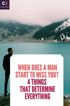 When does a Man start to miss you? 4 Things that determine everything Get Over Him Quotes, Come Back Quotes, Will He Come Back, Love Comes Back, Does He Miss Me, Make Him Miss You, Getting Back Together Quotes, Quotes About Love And Relationships, Relationship Advice Quotes