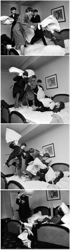 The Beatle's Bedtime Battle.