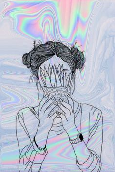 #Holographic #Grunge #Tumblr
