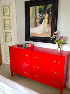 Mel Liza Ikea Dresser Hack Before After Pine