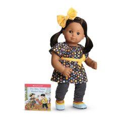 Polka-Dot Day Dress for Dolls   btclothing   American Girl