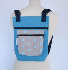 Mochila / backpack. Referencia: Dots. http://esperantart.com/tienda/mochilas/