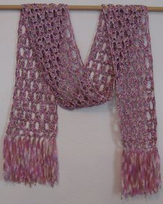 Ravelry: Acrobatic Scarf pattern by Cindy Abernethy