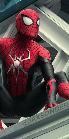 Black Spiderman, Amazing Spiderman, Spiderman Theme, Spiderman Spider, Spiderman Marvel, Dc Comics Superheroes, Marvel Heroes, Spiderman Pictures, Avengers Wallpaper