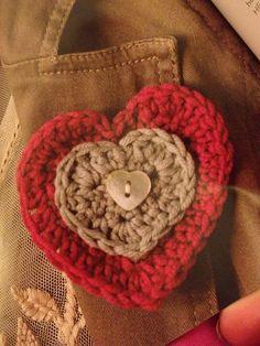 Crochet hearts Simply Crochet magazine issue 1