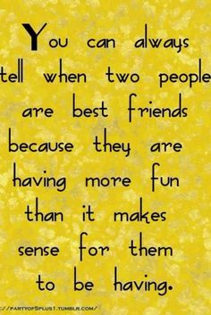 It's great to cherish your friendships :)
