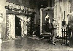 john singer sargent madame x | In Broken Images: John Singer Sargent: Madame X (1884)