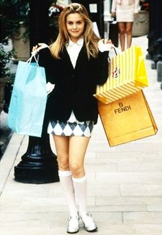 Cher of Clueless
