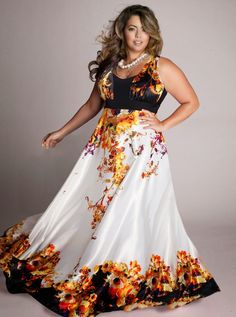 Plus Size Clothing Boho Look Fabulous in Plus Size