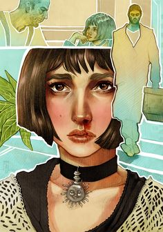 Leon: The Professional by Nesgodraa