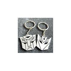 K1 Transformers autobot deception Keyring keychain USD $2.99