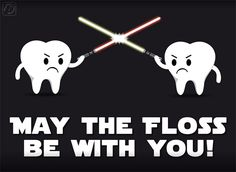Dentaltown - May the floss be with you!                                                                                                                                                                                 More