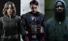 Todos os heróis presentes no Universo Cinematográfico Marvel em 2016