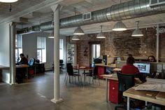 BHA Office in Brooklyn, NY.  Ben Herzog, Architect.
