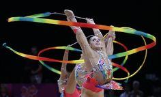 Rhythmic: Group Finals - Rhythmic Gymnastics Slideshows | NBC Olympics