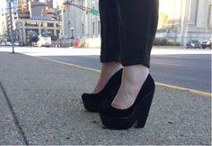 Shoes from Aldo! British Inspired Plus Size OOTD   theprettyplus.com